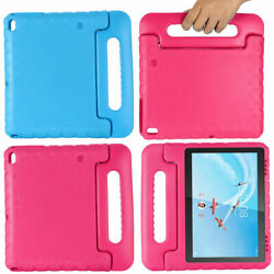 Kids Safe Shockproof Stand Case For Lenovo Tab P10 X705f / M10 X605f / E10 X104f