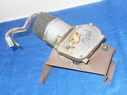 1965 1966 Mustang Fastback Coupe Convertible Gt Shelby Orig 2 Speed Wiper Motor