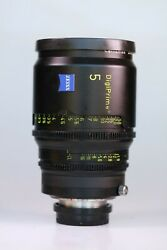 Carl Zeiss Digiprime 5mm T1.6
