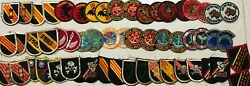 Patch , 40 Patches Free 15 , Beret Flashes , Recon , Arvn , Usn , Ussf
