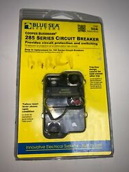 Brand New Blue Sea Systems 7183 50 Amp Circuit Breaker Surface Mount 285 Series