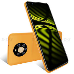 2021 Cheap 6.7 Inch Unlocked Android Smartphone Dual Sim Cell Phone Quad Core