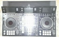 Pioneer Dj Ddj-rzx 4-channel Controller With Odyssey Case See Images