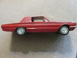 1966 Ford Thunderbird Vintage Car Vehicle Toy Scale Model Official