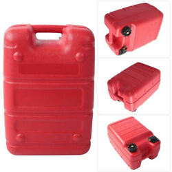 Portable Boat Fuel Tank 24l For Yamaha Marine Outboard Fuel Tank W/ Connector