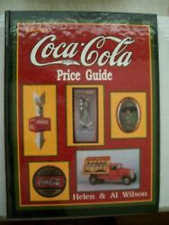 Vintage Coca-cola Coke Price Guide Collectorand039s Book Signs Bottle Trays Cans More