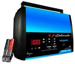 New Schumacher Sc1359 Automatic Marine Battery Charger 6 And12 Volt 7209802