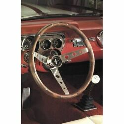 Grant Products 963 13-1/2 Classic Nostalgia Steering Wheel - Wood Grain New
