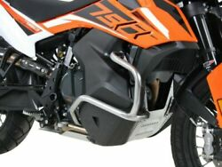 Ktm 790 Adventure/r Engine Guard - Stainless Steel By Hepco And Becker From 2019