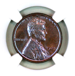 1925-s Ms64 Bn Ngc Lincoln Wheat Penny Superb Registry Quality Collection