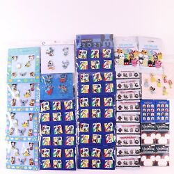 Disney Pin Trading Lot Collection 158 Pins Princess Ariel Belle Stitch Marvel