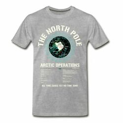The North Pole - Arctic Operations Tee Menand039s Premium T-shirt