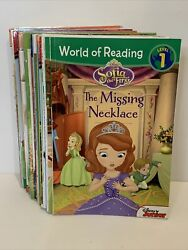 Lot 26 Level 1 Leveled Readers Scholastic I Can Read Step Into Reading For Girls
