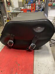 Harley Davidson 100th Anniversary Saddle Bags. Fxdwg. Dyna Wide Glide.