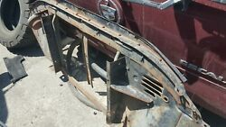 60 Ford F250 Truck Used Front Core Support 1960
