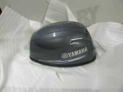 Brand New Oem Yamaha Outboard Motor Top Cowling Assy T9.9 / Ft9.9 6ea-42610-10