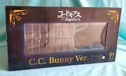 B-style Code Geass Lelouch Of The Rebellion C.c. Bunny Ver. 1/4 Figure Freeing