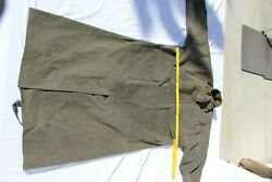 Filson Duster Otter Green,discontinued Rare Hard To Find Tin Cloth Sz 42