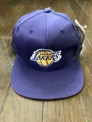 Vintage Cap Los Angeles Lakers 90s Adidas With Tag Hat New