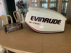 Evinrude / Johnson Outboard, Etech Motor Cowling, 115hp, P0285269
