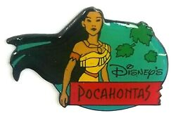 Early Pocahontas Disney Pin From Retired Promotional Boxed Set Rare