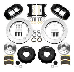 140 15949 Brake Kit Front Fits/for Gm C1500 88 98 5 Lug 13.06in Rtr