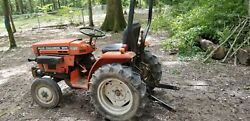 Allis Chalmers 5015 Compact Diesel Tractor