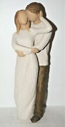 Together Figurine Boxed Willow Tree By Demdaco Relationships Gift 26032 S. Lordi