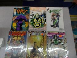 Lot Of 40 Image Comic Books. A Ton Of Different Series, Spawn,youngblood,ect