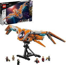 Lego 76193 Marvel Ship Of The Guardians Planets Figures Superheroes