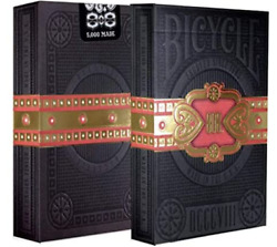 Bicycle Cigar Club 808 Playing Cards Deck New - Sealed