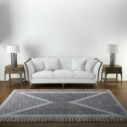 Modern Contemporary Turkish Living Room Office Rug Carpet 5 Different Sizes