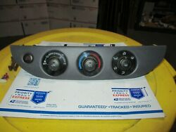 🚘⭐ 2004 Camry Dashboard Climate Control Temperature Heat A/c Rear Defroster ⭐