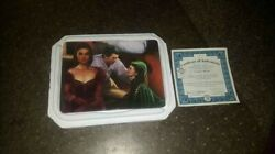 Bradford Exchange Dreams Remembered Gone With The Wind Collectors Plate Lot