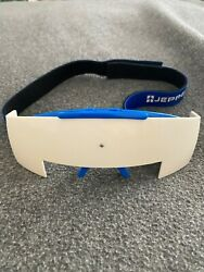 Jeppesen Ifr Training Glasses - Folding View Limiting Device - Great Condition