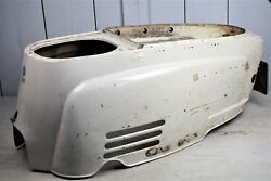 Superrare {exc} Fuji Rabbit S601 Superflow Body Cover Trunk Frame Engine Fromjp