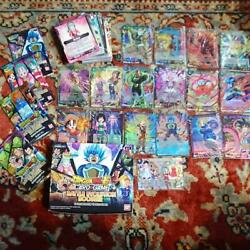 Dragon Ball Card Game Eb01 Complete With Secrets