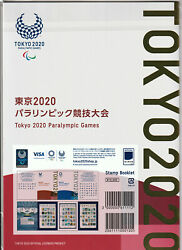 Japan - 2021 - Tokyo Olympics And Paralympics - Special Booklet - Fresh From Post