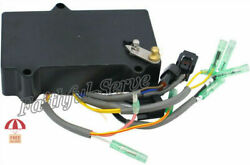 6h2-85540-10 Cdi Unit Fits Yamaha 2 Stroke Outboard Motor 50/60/70hp Power Pack
