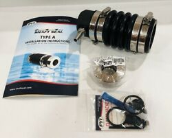 Pyi Pss Shaft Seal - 1-1/8 Shaft / 2 Tube 02-118-200 Packless Sealing System
