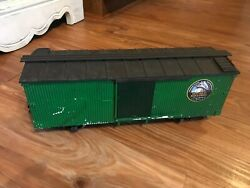 Charles Ro G Scale Broadway Bar And Pizza Beer Freight Car Iconic Bar Train Usa