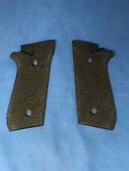 Pair Of Uncle Mikes 59510 Rubber Grips For Taurus Full Size