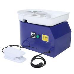 Electric Pottery Wheel Machine Good Performance Low Noise Convenient For Home
