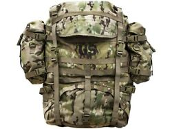 Usgi Molle Ii Large Rucksack Complete With Sustainment Pouches Multicam New