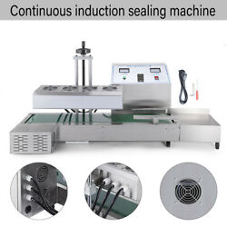 20-80mm Induction Sealer Continuous Automatic Bottle Sealing Machine Hot Lx6000a