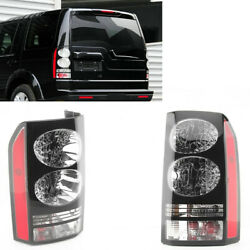 For Land Rover Discovery 3 And 4 2004-2016 Rear Left + Right Tail Light 2pcs Us