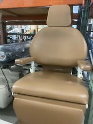 Midmark Ritter 391 Ent Chair / Upholstry Included