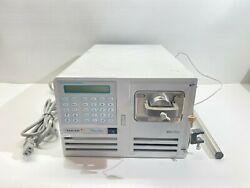 Varian Prostar 210 Solvent Delivery Module 10 Ss Pump Head With Warranty