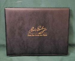 Elvis Presley Epe 1993 Silver Coin 1 Oz .9999 Commemorative First Day Cover