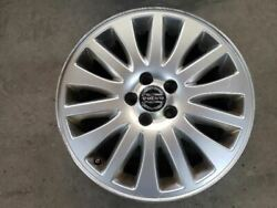Wheel S60 17x7 Alloy 14 Spoke Without Chrome Fits 07-09 Volvo 60 Series 1237068